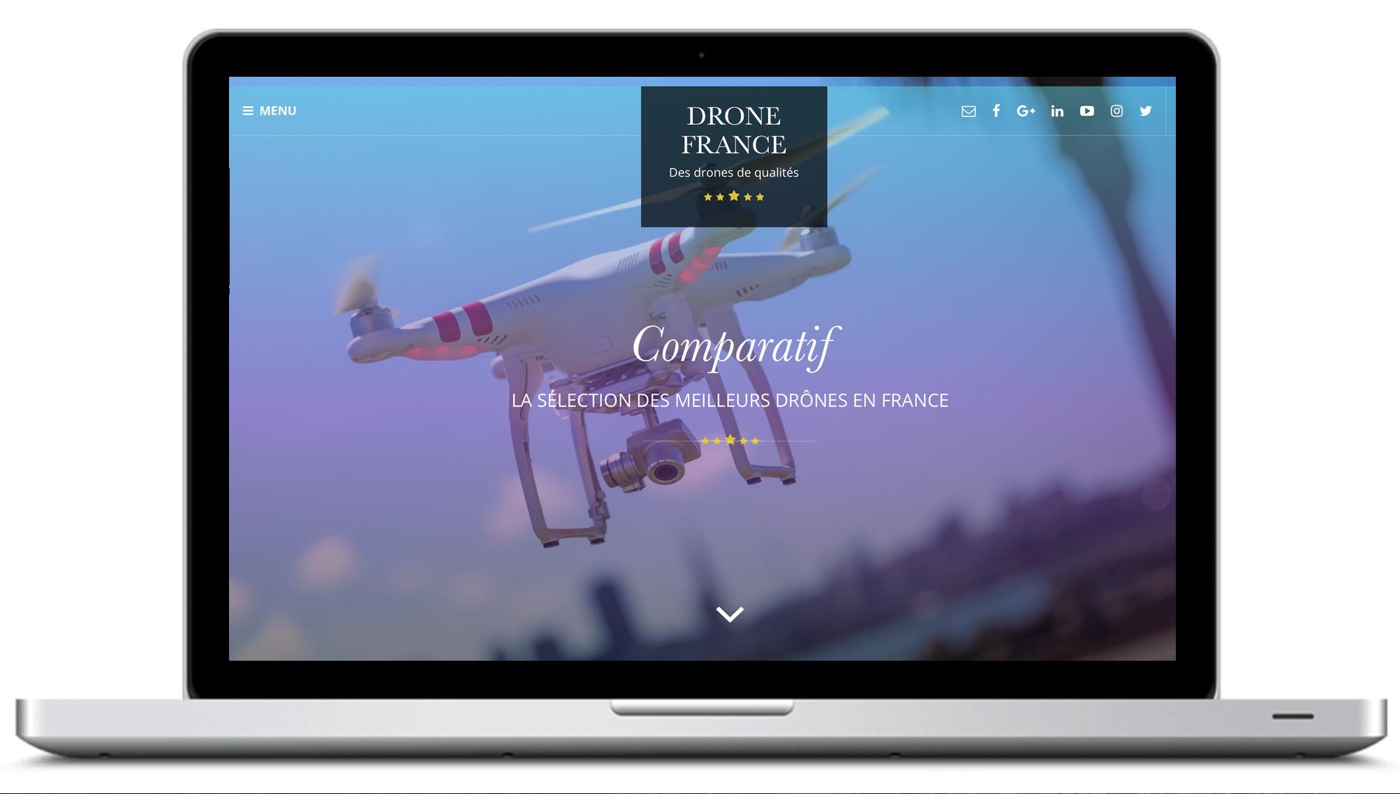 drone france guide comparateur d 39 achat boutique de drone. Black Bedroom Furniture Sets. Home Design Ideas
