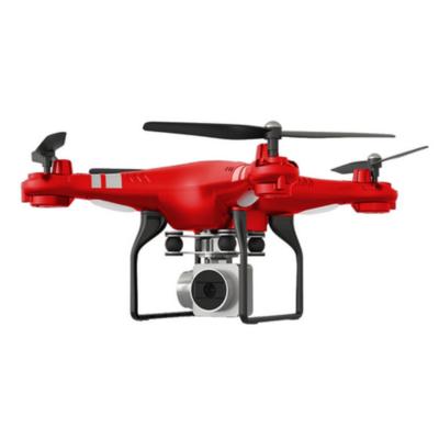 Drone Rouge avec Camréra