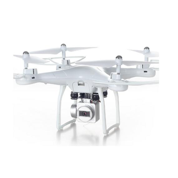 Drone avec Caméra Blanc