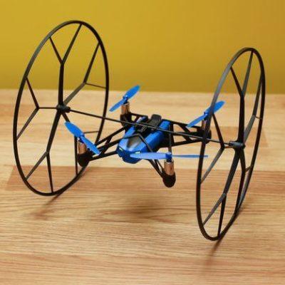 Micro Drone - Mini Drone - parrot-minidrone-rolling-